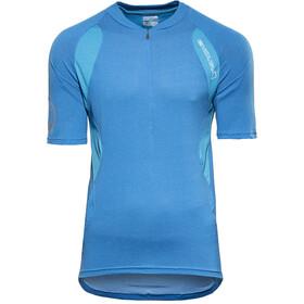Endura Singletrack Lite Jersey Lyhythihainen Miehet, ultramarine blue